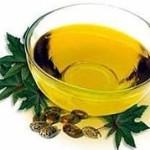 Касторовое масло для укрепления волос и секущихся кончиков