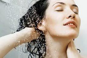 мытье волос фото
