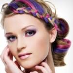 Мания цвета: мелки для окрашивания волос