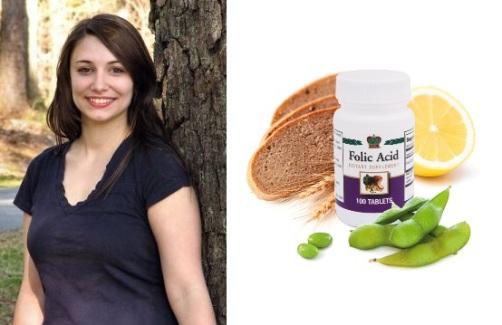 польза фолиевой кислоты для волос