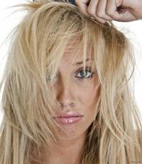 Правильный уход за сухими волосами
