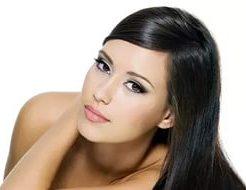 рост волос на голове фото