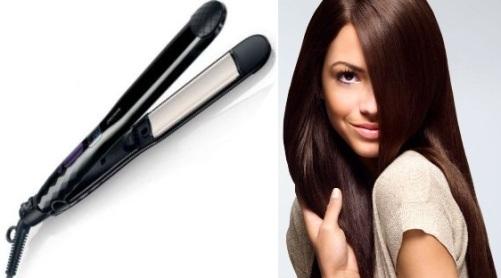 утюжок для выпрямления волос фото