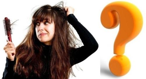 выпадение волос у женщин, у мужчин