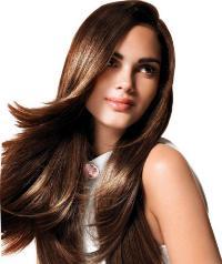выпрямление волос утюжком без вреда