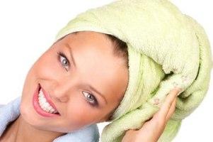 маска для волос: фото